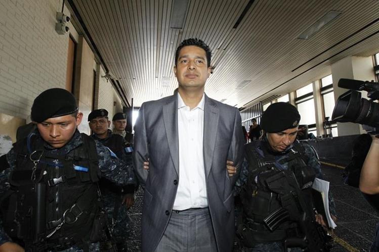 El directorio del Renap busca la destitución de Rudy Gallardo como director ejecutivo de dicha institución. (Foto Prensa Libre: Hemeroteca PL)