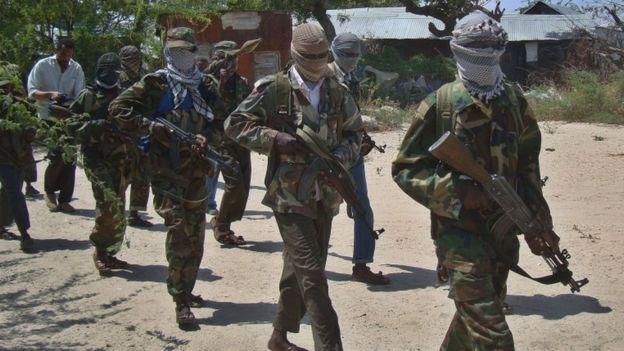 """Los expertos dicen que al Shabab tiene un programa organizado para """"engendrar"""" a la nueva generación de combatientes. AFP"""