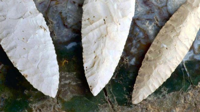 Muchos nativos americanos descienden de los Clovis. ALAMY