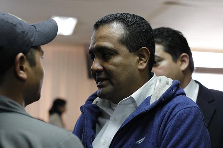 Exdiputado Mario Gerardo Yanes.