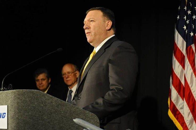 Mike Pompeo, secretario de Estado de EE. UU. (Foto: Hemeroteca PL)