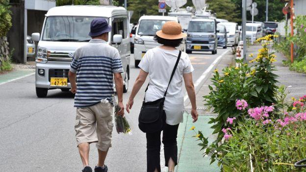 La población de Japón es de casi 127 millones de habitantes. GETTY IMAGES