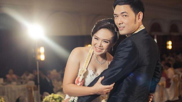 """La boda: el momento del """"éxito"""". THINKSTOCK"""