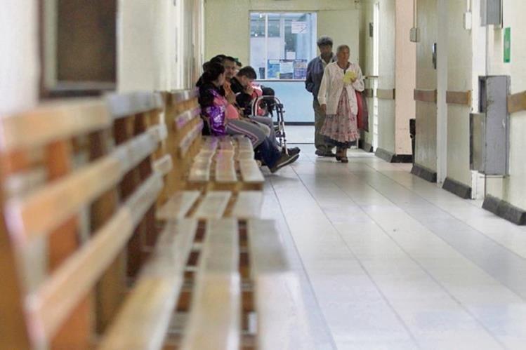 El próximo lunes el Hospital Roosevelt reabrirá la consulta externa, pese al desabastecimiento de medicina y material quirúrgico. (Foto Prensa Libre: Hemeroteca PL)