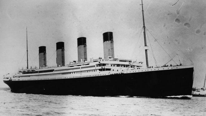 El Titanic fue construido en Belfast, Irlanda del Norte, Reino Unido, entre 1908 y 1912. GETTY IMAGES