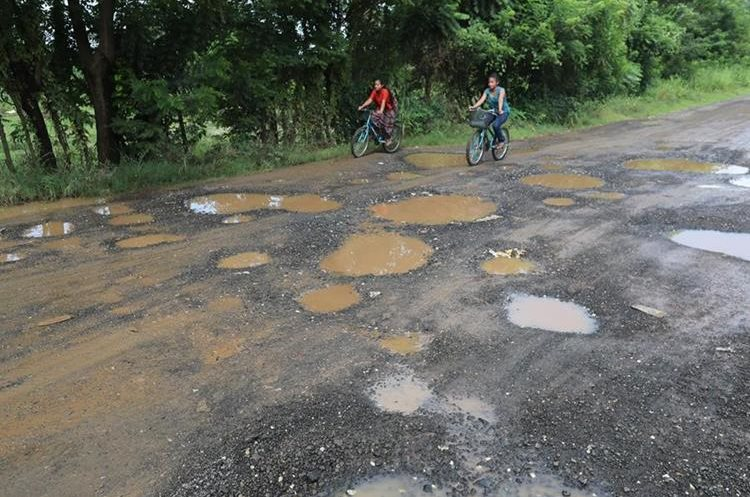 En Panzós no existen condiciones para el desarrollo de las comunidades. (Foto Prensa Libre: Érick Ávila)