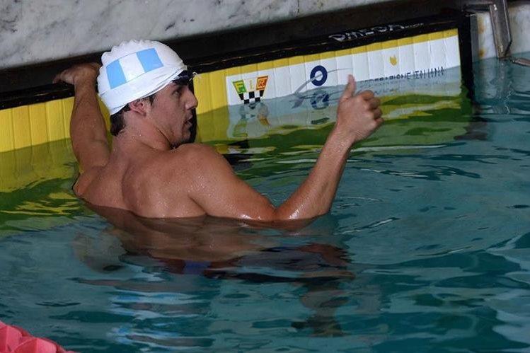 Charles Fernández ha tenido una excelente preparación previo a los Juegos Olímpicos de Río 2016. (Foto cortesía COG).