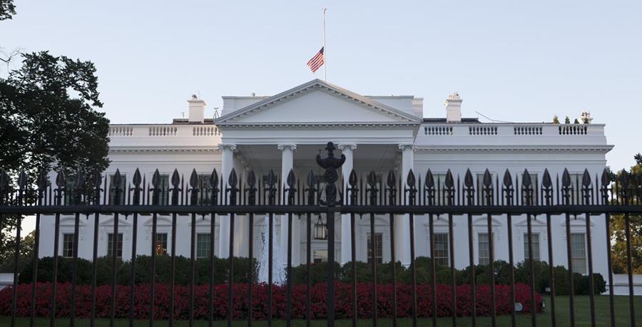 La carta fue enviada desde la Casa Blanca. (Foto Prensa Libre: Hemeroteca PL)