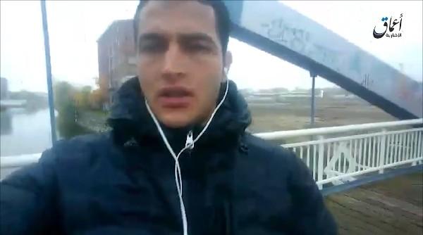 Anis Amri había jurado lealtad al grupo EI en un video difundido el viernes. (AFP).