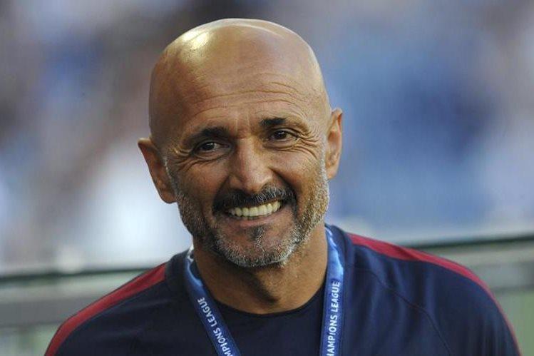 Luciano Spalletti buscará llevar al Inter a una mejor temporada en la serie A. (Foto Prensa Libre: AP)