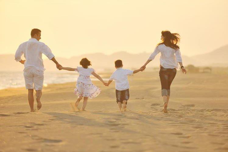 El hecho de poder respirar, vivir y amar debe hacernos sentir plenamente felices.