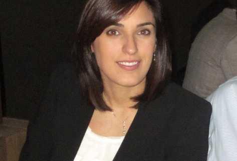 Cristina Siekavizza. (Foto Prensa Libre: Archivo)