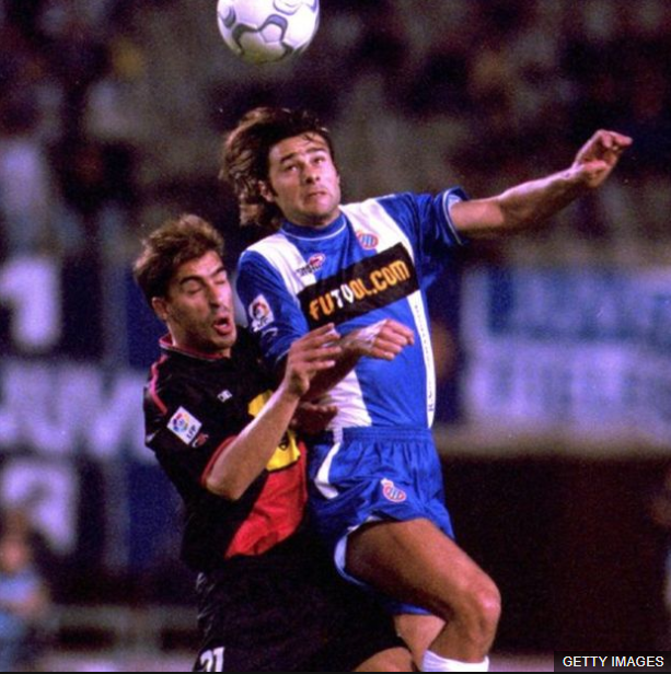 Se convirtió en referente y capitán del Espanyol, club en el que dio también dio sus primeros pasos como entrenador. (Foto Prensa Libre: BBC Mundo)