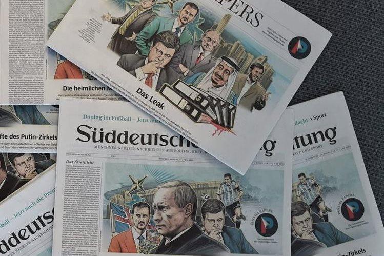 Este nuevo escándalo llega luego de los Papeles de Panamá, revelados en abril de este año. (Foto Hemeroteca PL).