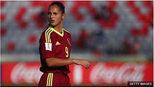 El aporte de Deyna Castellanos fue crucial para el título sudamericano y la gran actuación de Venezuela en el mundial femenino en Sub17.