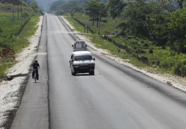 La Franja Transversal del Norte son más de 300 kilómetros que unirían al país desde Izabal hasta Huehuetenango, con beneficios principalmente para el sector comercial. (Foto Prensa Libre: Hemeroteca PL)