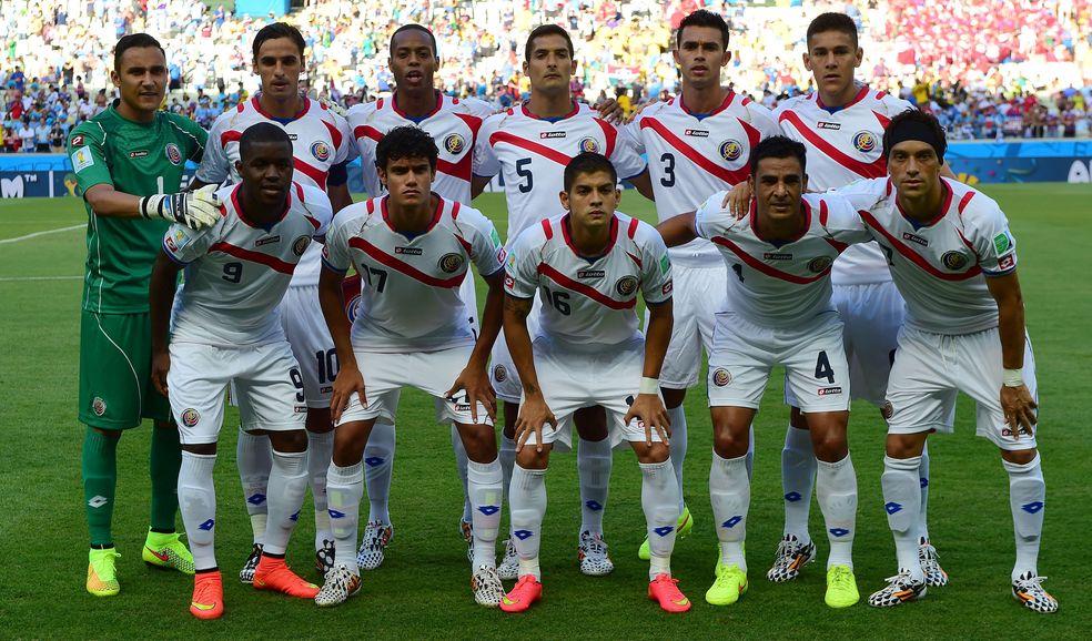 El equipo de Costa Rica cuenta con jugadores importantes como Keylor Navas, portero del Real Madrid. (Foto Prensa Libre: Hemeroteca PL)