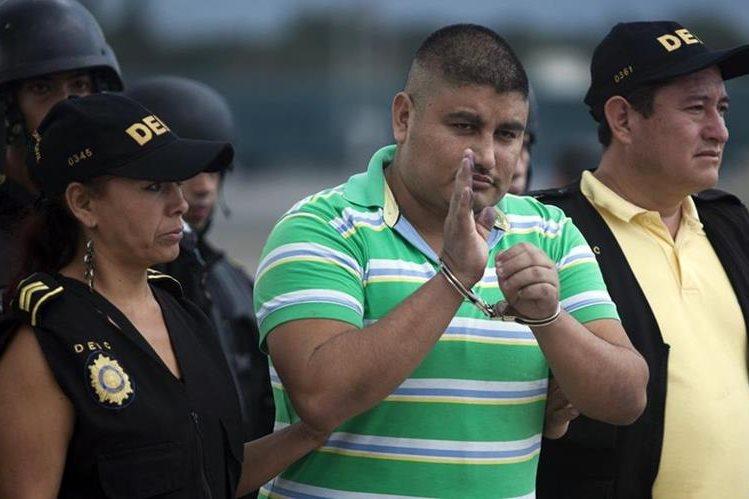 Guayo Cano fue condenado el marte último en la capital. (Foto Prensa Libre: Hemeroteca PL).