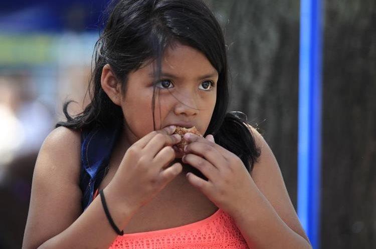 Cientos de familias acudieron al evento.(Prensa Libre: Carlos Ovalle)