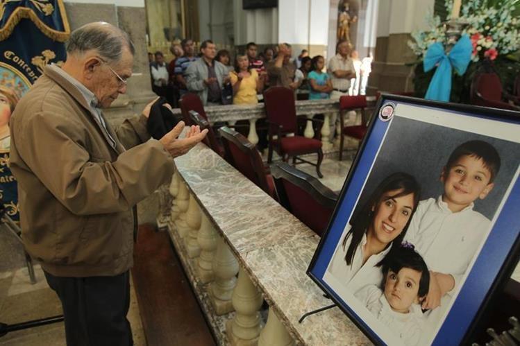 Cuatro años han transcurrido desde que desapareció misteriosamente Cristina Siekavizza, cuyo prinicipal sospechoso es su esposo Roberto Barreda de León. (Foto Prensa Libre: Hemeroteca PL)