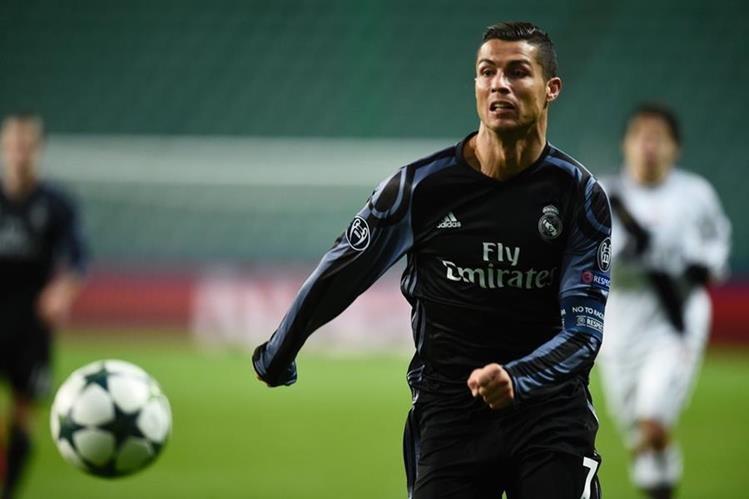 Cristiano Ronaldo es uno de los principales candidatos. (Foto Prensa Libre: AFP)