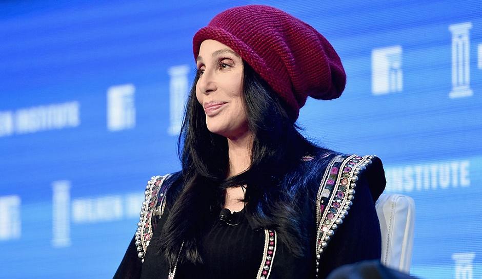 Cher, legendaria actriz y cantante. (Foto Prensa Libre: Getty Images).