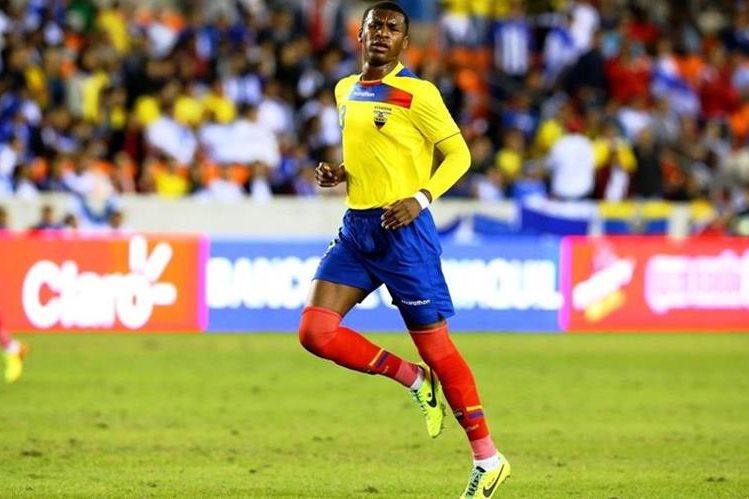 Frickson Erazo defensor ecuatoriano reconoce el nivel de Lio Messi. (Foto Prensa Libre: Tomada de Internet)
