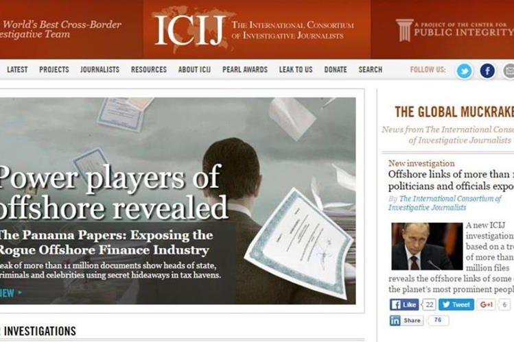 Panama Papers sacudió el mundo financiero internacional. (Foto: Hemeroteca PL)