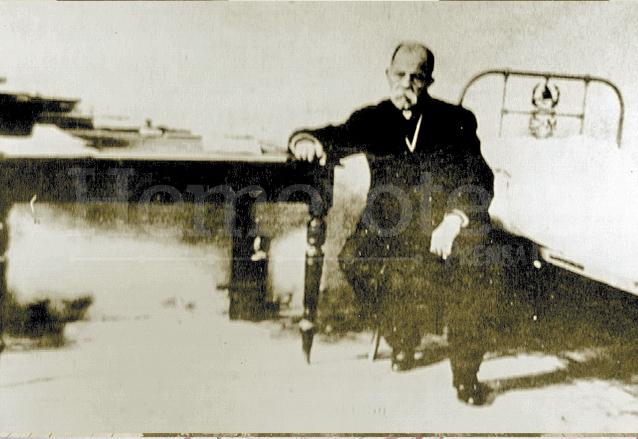 El dictado permaneció arrestado hasta su muerte en 1924. (Foto: Hemeroteca PL)