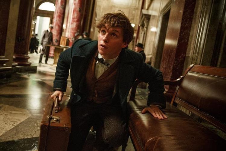 La historia de Fantastic Beasts se desarrolla antes de lo que se muestra en las películas de Harry Potter. (Foto Prensa Libre: Jaap Buitendijk).