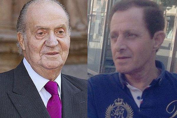 <p>Albert Solá Jiménez espera hace años ser reconocido por Juan Carlos de Borbón.(Foto Prensa Libre/internet)<br></p>