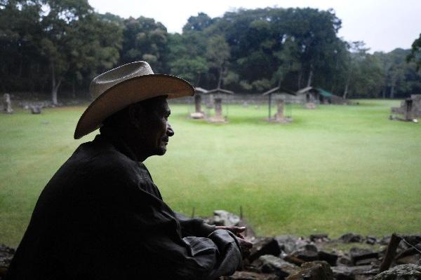 <p>El Baktun evidencia el olvido de los descendientes mayas</p>