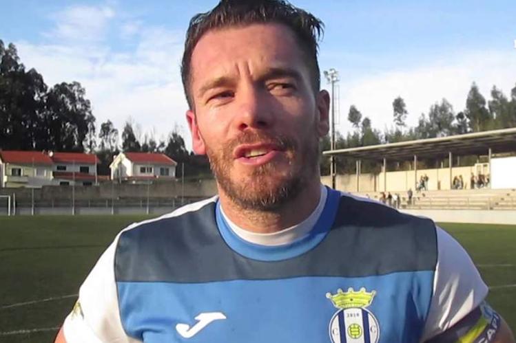 Marco Gonçalves es suspendido por cuatro años en la liga portuguesa tras agredir a un árbitro. (Foto Prensa Libre: Internet)
