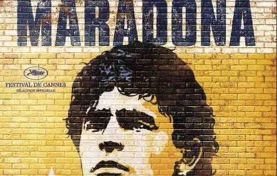 La película de Maradona es una de las más famosas. (Foto Prensa Libre)