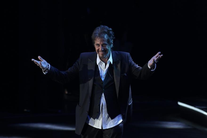 Encontrar aquello que nos vuelve locos, ese es el consejo que el actor estadounidense Al Pacino.(Foto Prensa Libre: EFE).