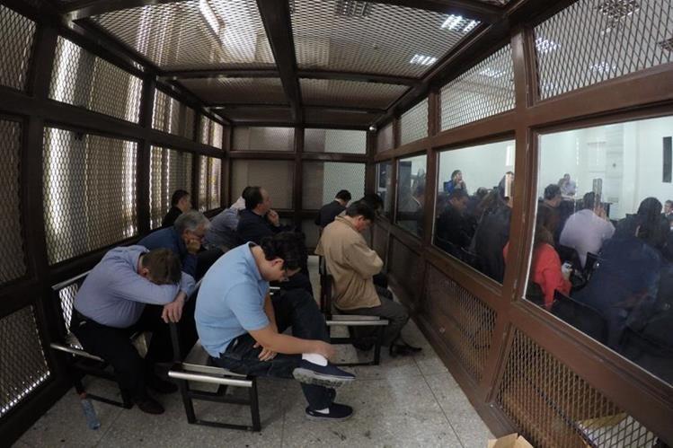 La Cicig pretende que la CSJ deje en suspenso medidas sustitutivas a 10 sindicados del caso IGSS. (Foto Prensa Libre: Hemeroteca)