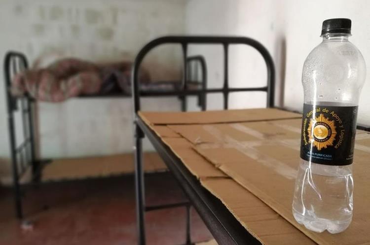 El inmueble y algunos bienes aún permanecen en el lugar abandonado por la PNC.