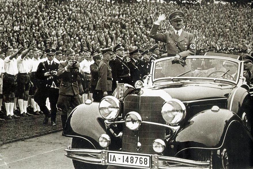 El régimen Nazi gobernó Alemania de 1933 a 1945. (Foto: Hemeroteca PL)