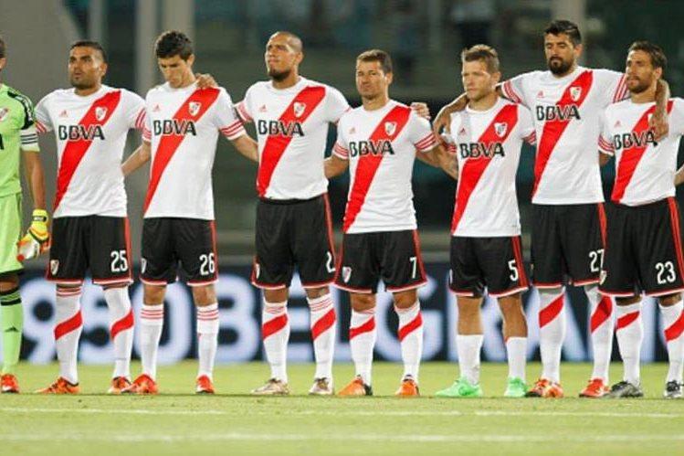 En Argentina esperan que River Plate se pronuncie por el doping masivo. (Foto Prensa Libre: Twitter Fichaje Goleador)