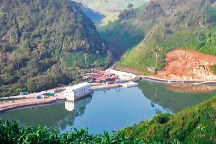 El complejo de hidroeléctricas Renace se ubica en Alta Verapaz y es propiedad de Multiinversiones.