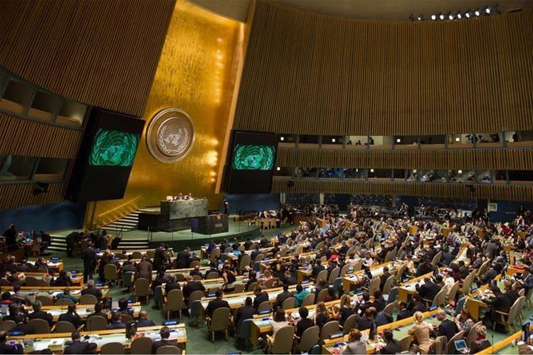 La sede de la ONU se convierte este martes en el epicentro de la diplomacia mundial.(Foto HemerotecaPL).