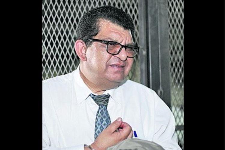 Carlos Enrique Palma Carranza murió en su casa por un paro cardíaco. (Foto Prensa Libre: Hemeroteca PL).
