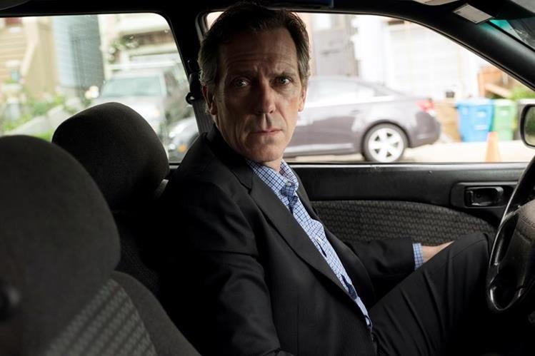 Hugh Laurie interpreta al psiquiatra forense Eldon Chance en la serie Chance. (Foto Prensa Libre: AP)