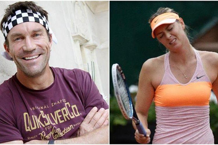 Pat Cash felicitó al Roland Garros por la decisión sobre Sharapova. (Foto Prensa Libre: Hemeorteca PL)