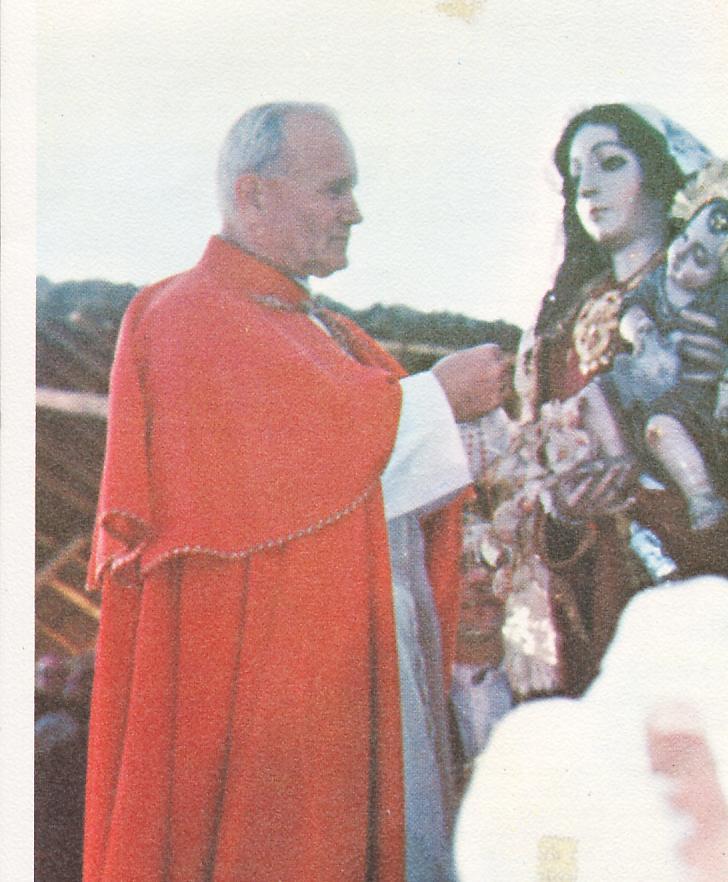 Virgen del rosario madre de los quetzaltecos la virgen del rosario de quetzaltenango fue coronada por el papa juan pablo ii en 1983 thecheapjerseys Gallery