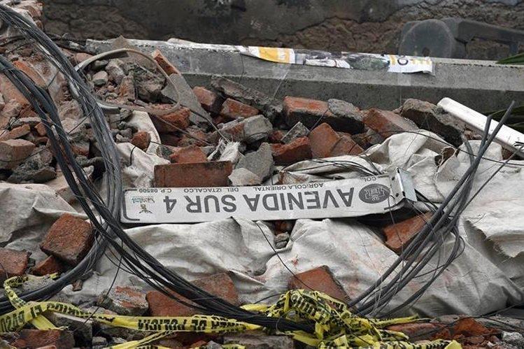 Los rumores de un megasismo crecen después del terremoto de septiembre último en México. (Foto: Hemeroteca PL)