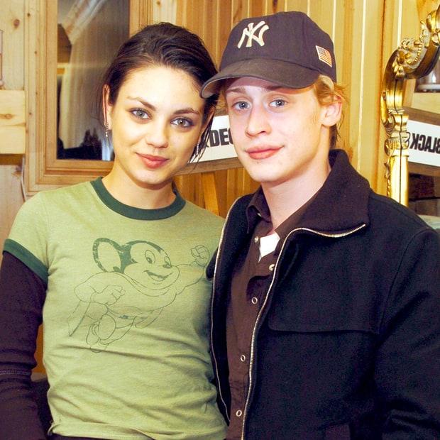 Mila sostuvo un noviazgo de casi ocho años con el actor Macaulay Culkin. (Foto Prensa Libre: smagazine.com)