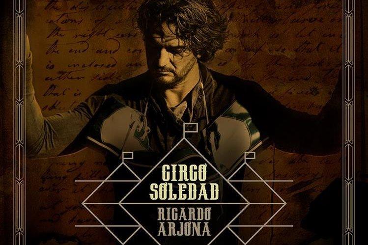 Ricardo Arjona se encuentra promocionando su más reciente disco, Circo Soledad, en una gira por el mundo. (Foto Prensa Libre: Sitio Oficial).