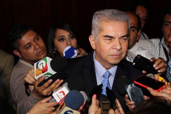 Luis Rabbé, expresidente del Congreso, abandonó el partido Líder, por el cual fue electo. (Foto Prensa Libre: Hemeroteca PL)