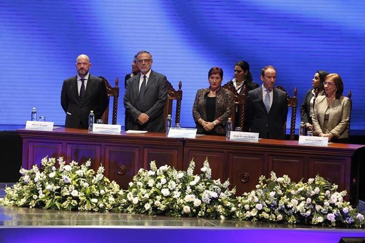 Las reformas a la Constitución han encontrado al primer adversario, la Asociación Nacional de Municipalidades. (Foto Prensa Libre: Hemeroteca PL)